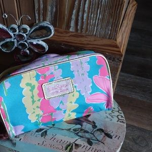 Lily  Pulitzer  Makeup Bag For Estee Lauder